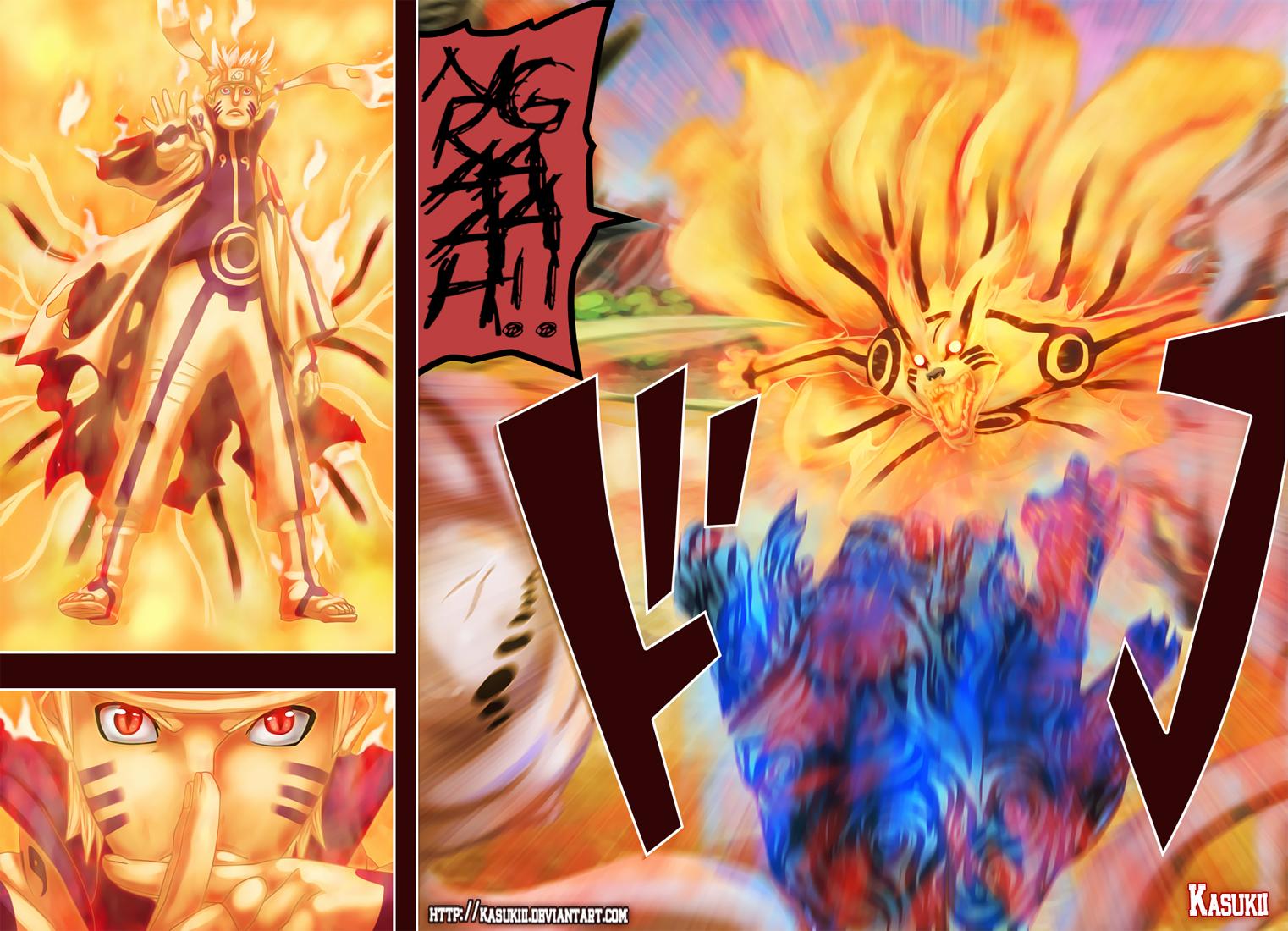 Naruto chap 573 Trang 18 - Mangak.info
