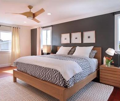 Decorar habitaciones dise os de dormitorios modernos for Cortinas para dormitorio matrimonial