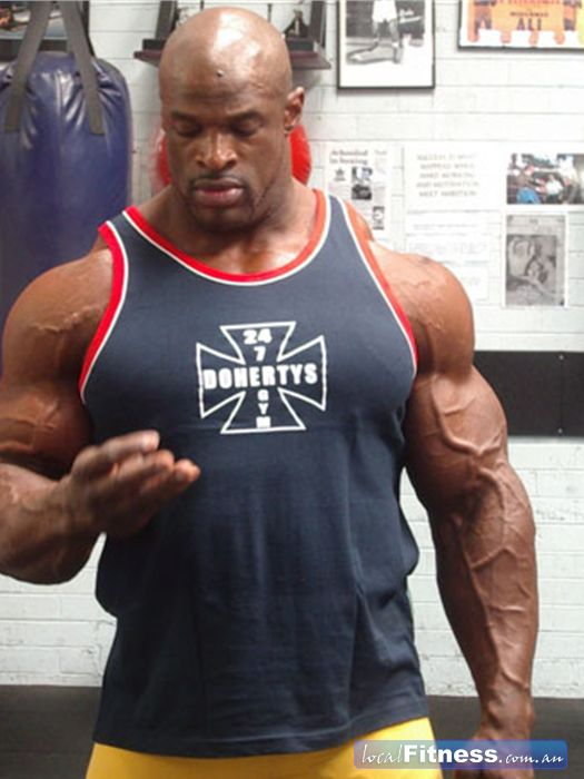 doherty's gym steroids