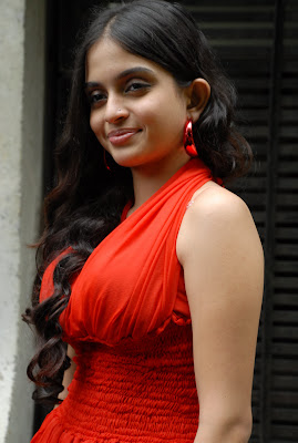 sheena shahabadi shoot red dress unseen pics