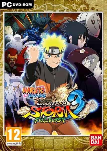 Naruto Shippuden: Ultimate Ninja Storm 3 Full Burst [Español]