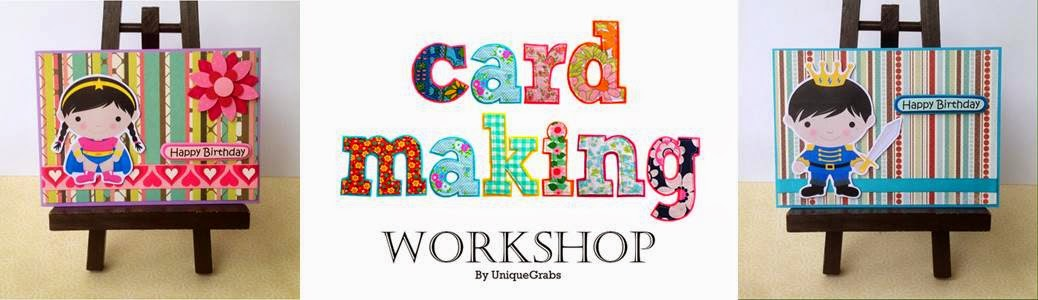 Card Making Workshop