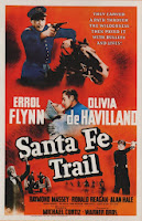 Portada película Camino de Santa Fe