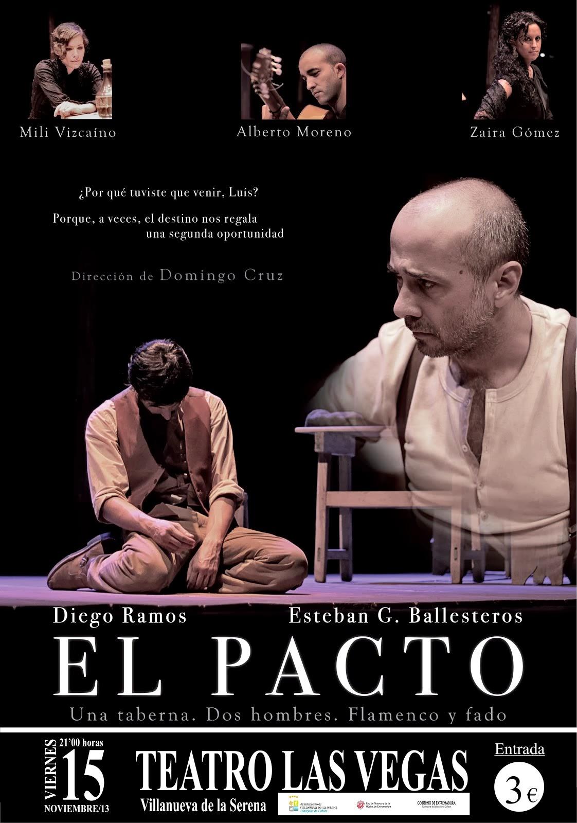 Teatro: El Pacto