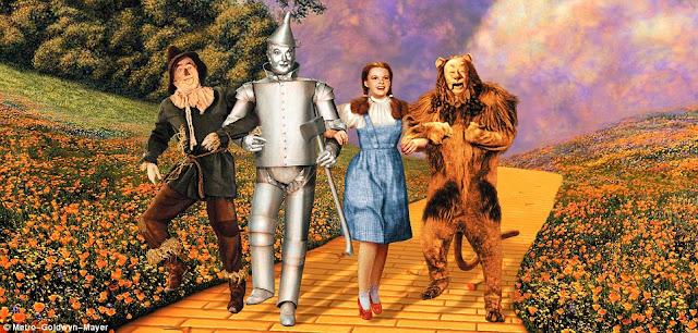 Dorothy magico de oz