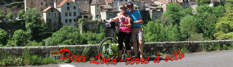 deux loca-terre a vélo