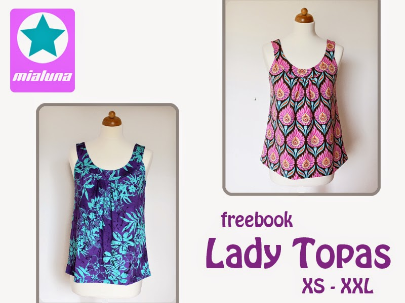 SEW4MY3: FREE TANK TOP SEWING PATTERNS FOR WOMEN