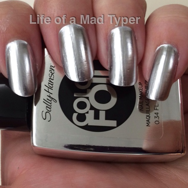 Sally Hansen ColorFoil Sterling silver