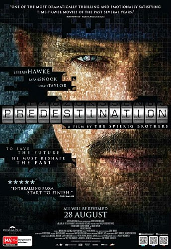 predestination: to save the future he must reshape the past