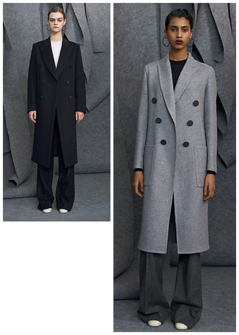 Lookbook Celine prefall 2014