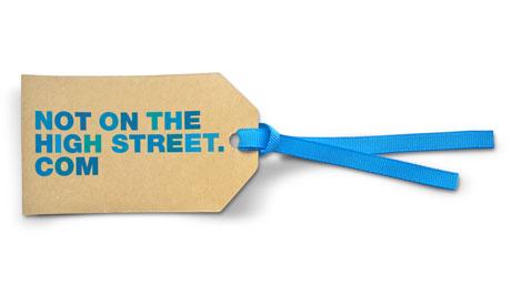 Gift voucher not on the high street