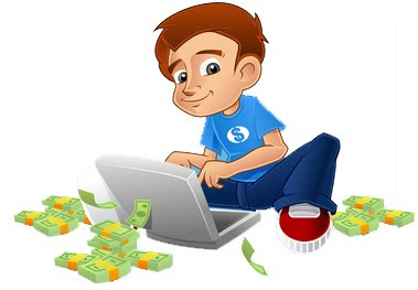 Earn millions from blogging