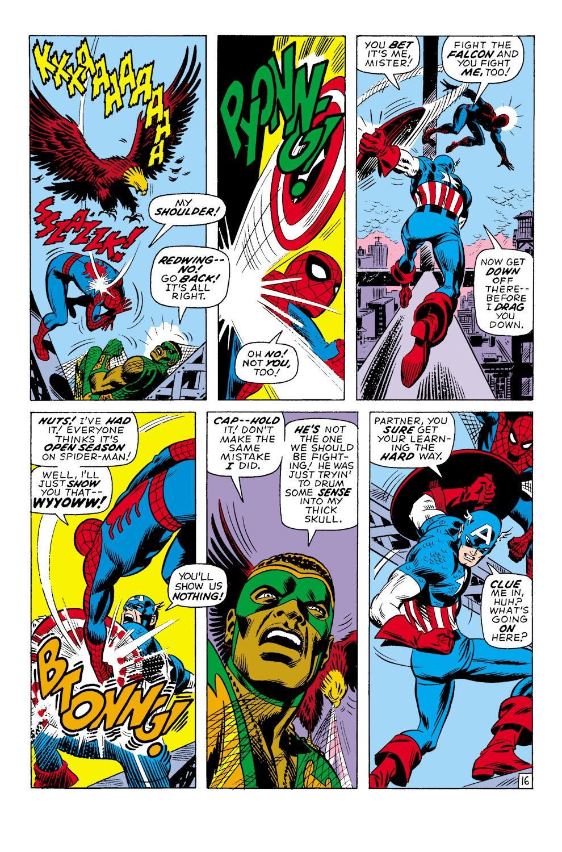 Captain America (1968) Issue #138 #52 - English 16