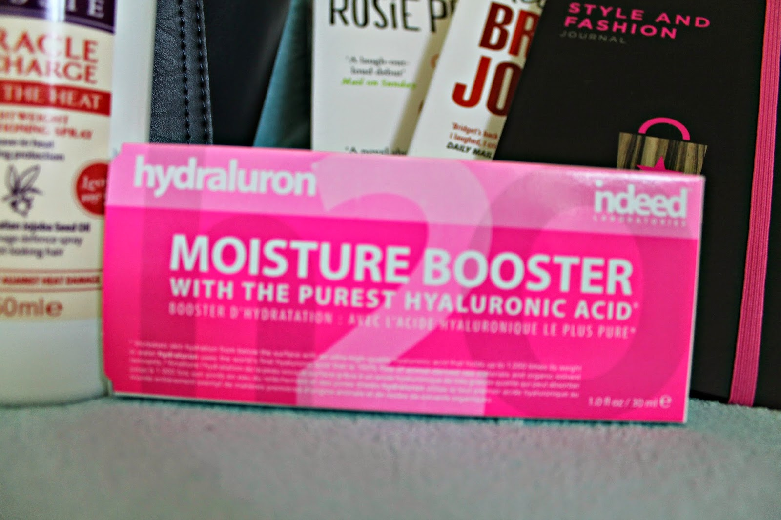 July Fashion, Beauty and Lifestyle Haul hydraluron Serum