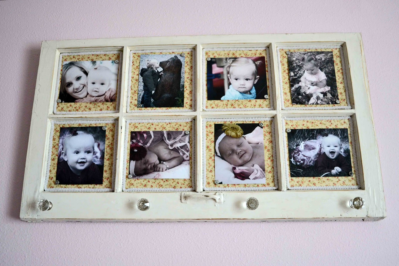 babblings and more old window 2