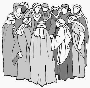 Apostles replace Judas