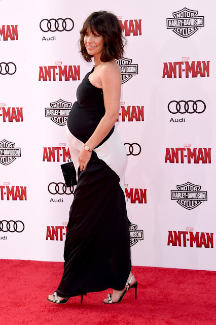 "Actress @ Evangeline Lilly - premiere of Marvel's ""Ant-Man"" in Hollywood"