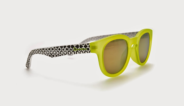 Light Green Ipanema Sunglasses