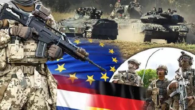 Προετοιμασίες παγκόσμιας σύγκρουσης: ΝΑΤΟ και ευρωπαϊκού στρατού ως «αιχμή» εναντίον της Ρωσίας