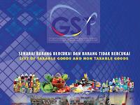 Panduan Senarai Barang Kena GST 2015