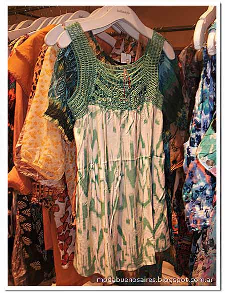 India Style primavera verano 2013. India Style verano 2013.