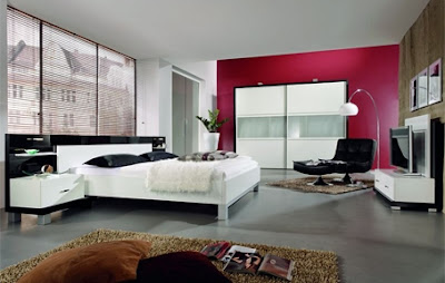 Contemporary Interior Design for Bedroom