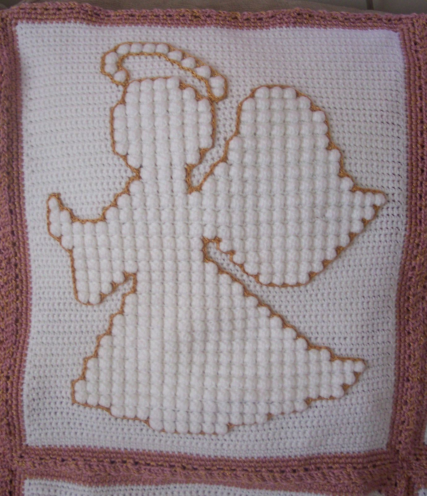 Crochet Cross Afghan Pattern Free : Lorreles Site Cross Graph