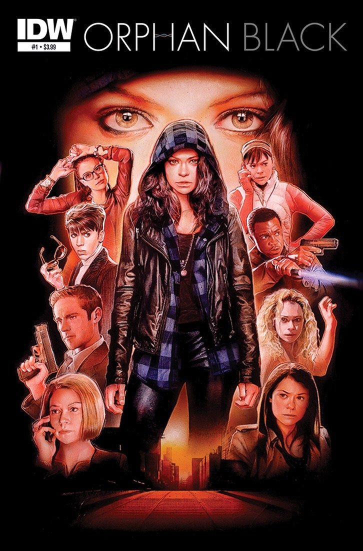 Orphan Black - Comic Book Series to Launch in 2015