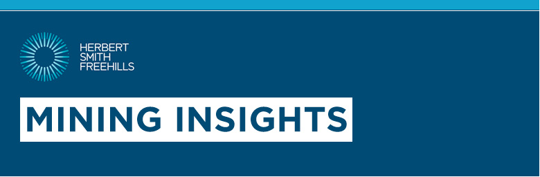 Herbert Smith Freehills Mining Insights