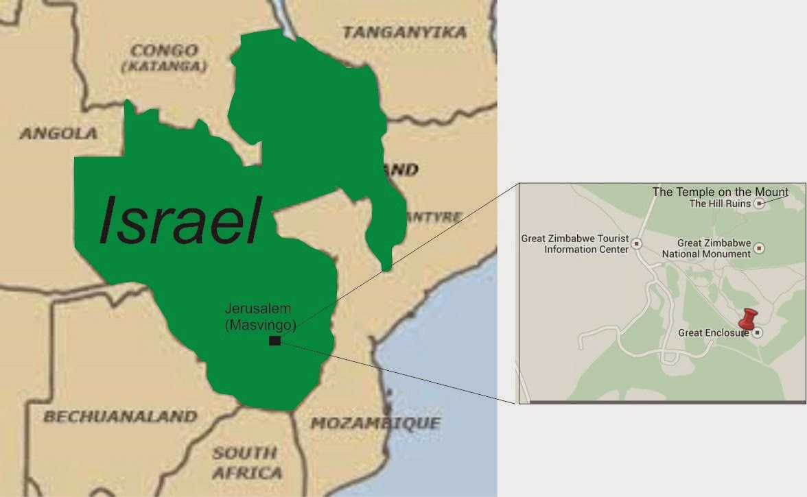 Israel, Southern Africa
