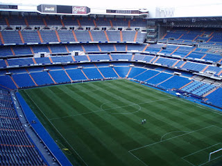 Santiago Bernabéu, Madrid, Real Madrid,