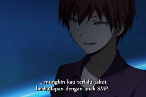 Ansatsu Kyoushitsu Episode 19 Subtitle Indonesia