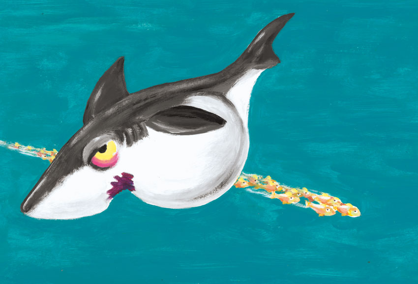 Pr ncipi e princ pi pi forte di me for Disegno pesce palla