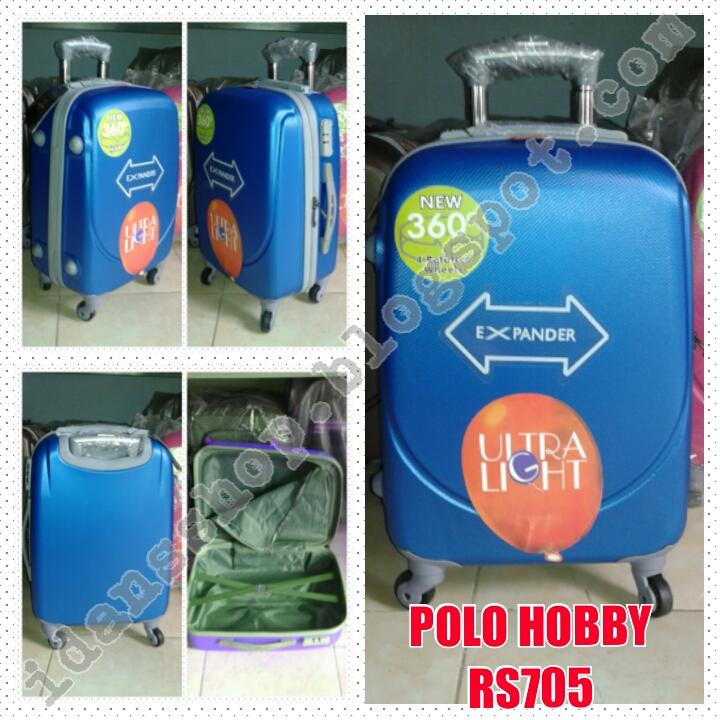 Koper Fiber Hardcase Polo Hoby RS705 20