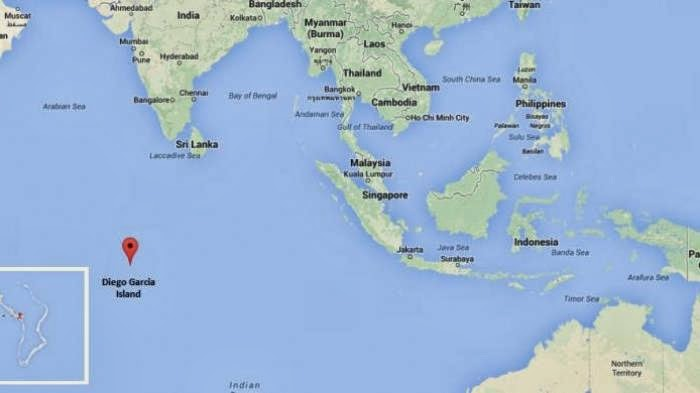 Cara ahli penerbangan Menduga Lokasi Pesawat Malaysia Airlines yang Hilang
