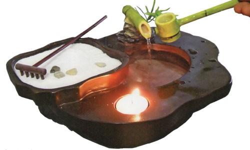 Mela verde news bonseki acquista online il tuo giardino - Fontana zen da tavolo ...