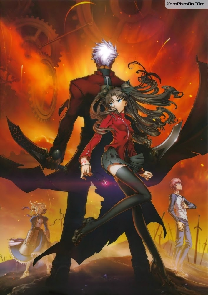 Fate/Stay Night: Unlimited Blade Works Thuyết minh