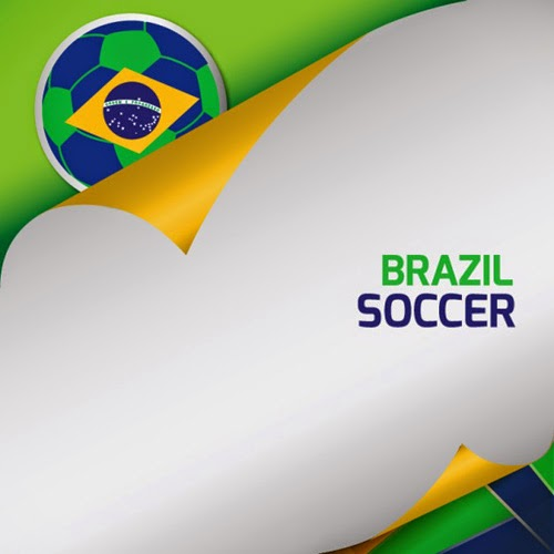 Brazil World Cup 2014 Page Template