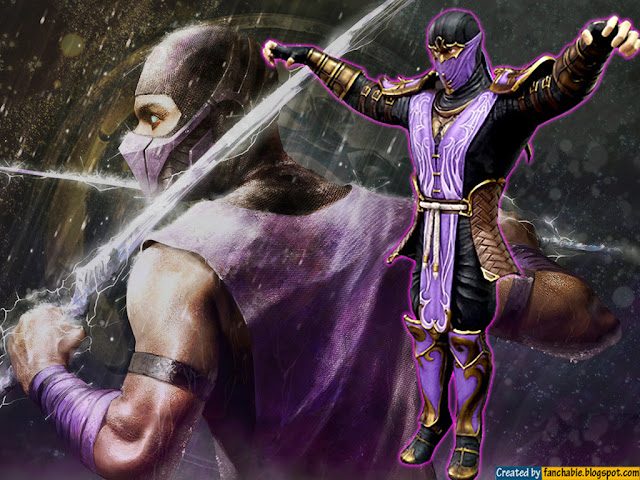 storm sword rain in mortal kombat