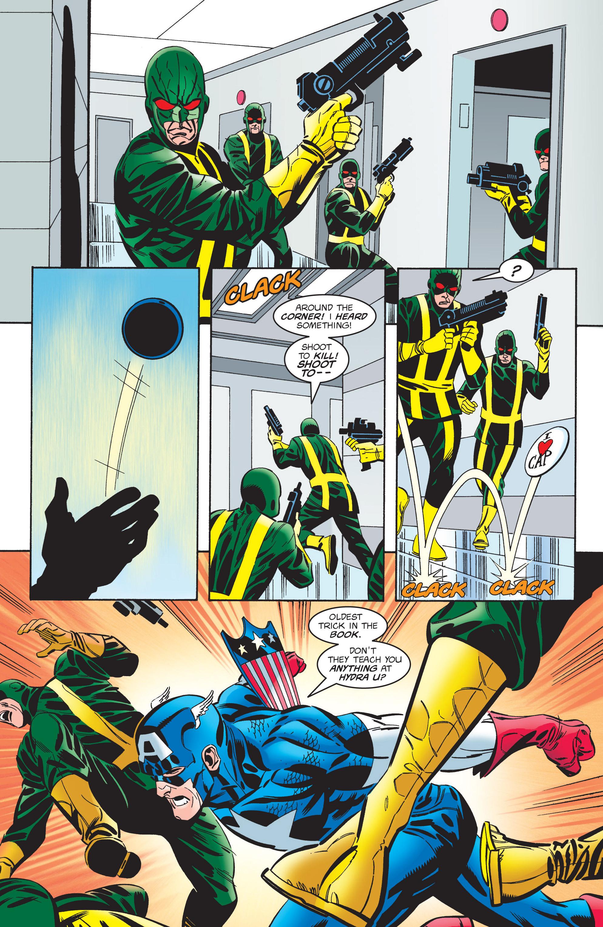 Captain America (1998) Issue #5 #8 - English 11