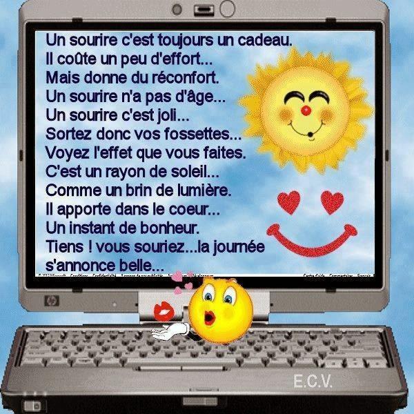 sms d 39 amour 2018 sms d 39 amour message citations sur le sourire. Black Bedroom Furniture Sets. Home Design Ideas
