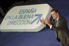 España en la buena dirección