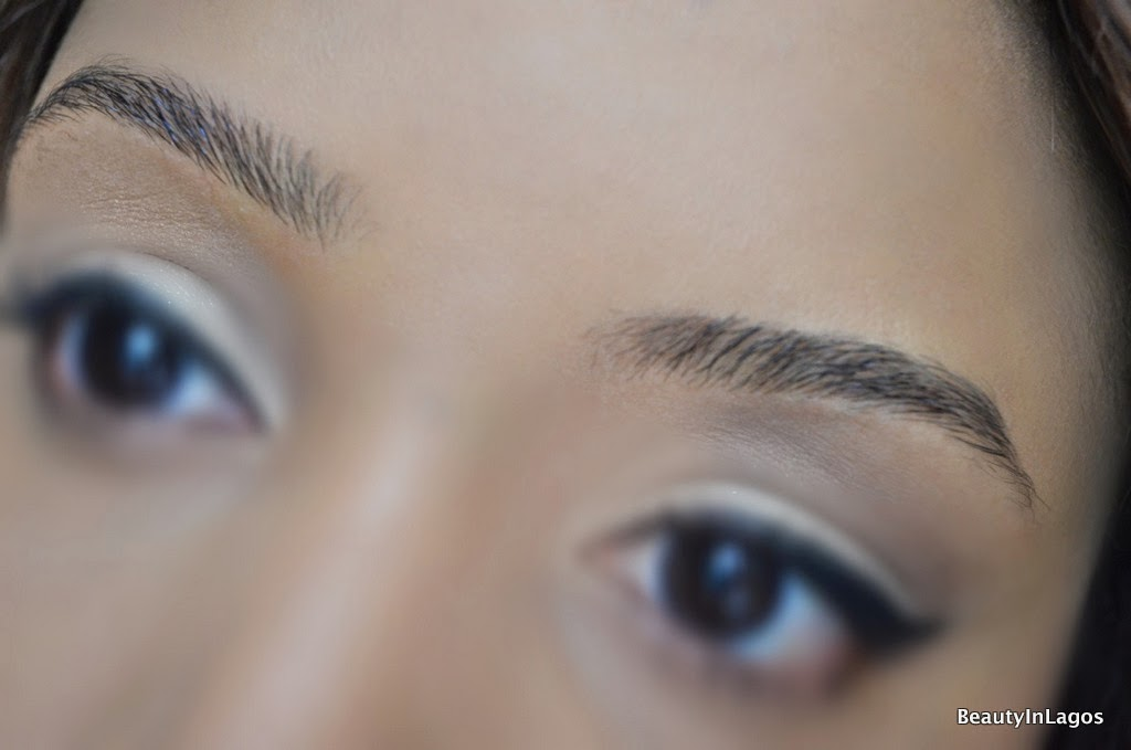 Eyebrow Threading Beautyinlagos