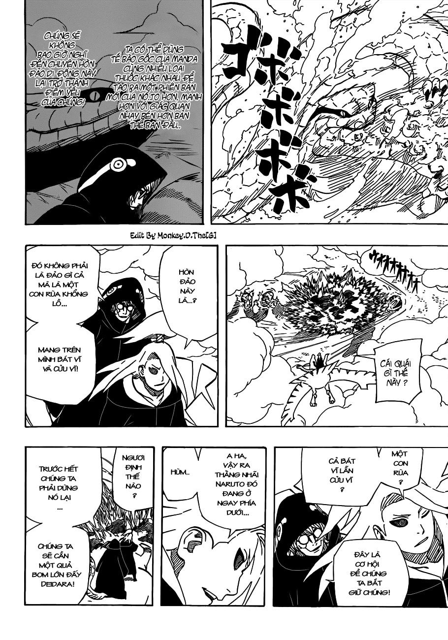 Naruto chap 513 Trang 12 - Mangak.info