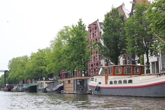 haarlem canal tour