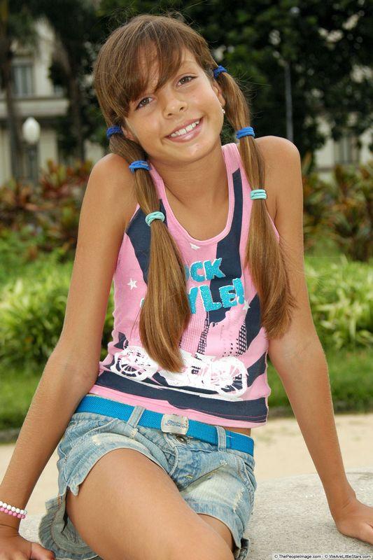 #PilyQ Kids Arbucci Tie Side #Bikini Set ARB-816P #