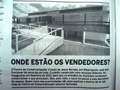 Centro de Comercialização do município é destaque no CINFORM desta semana.