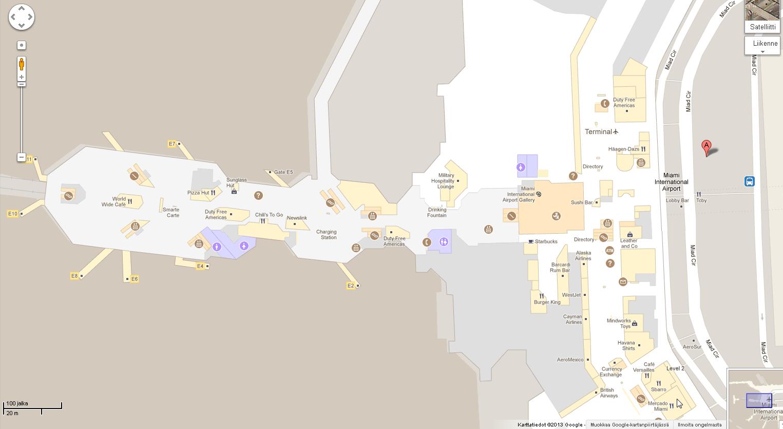 Vantaan kartta google