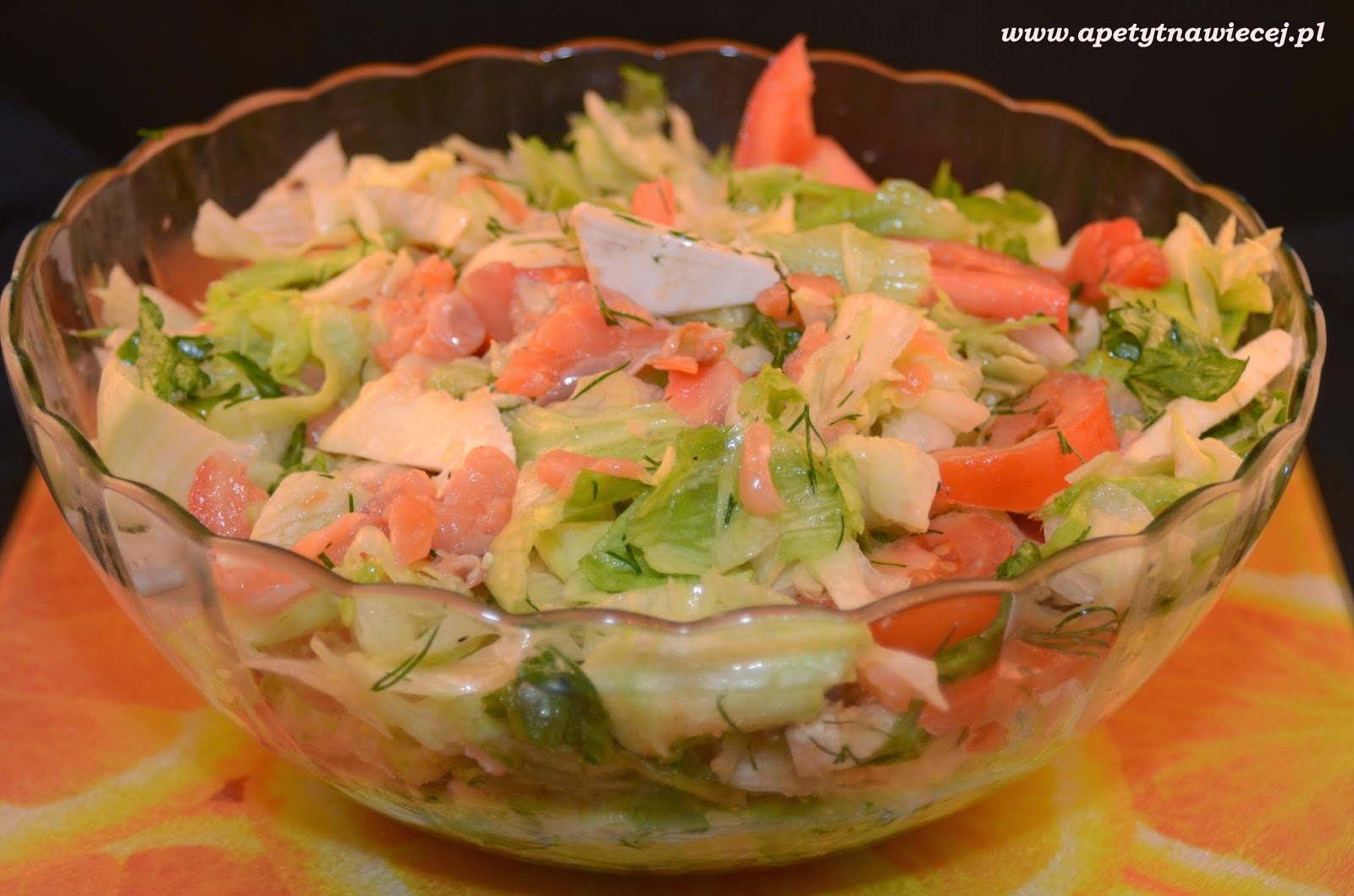 Салат из рыбы рецепты простые и вкусные