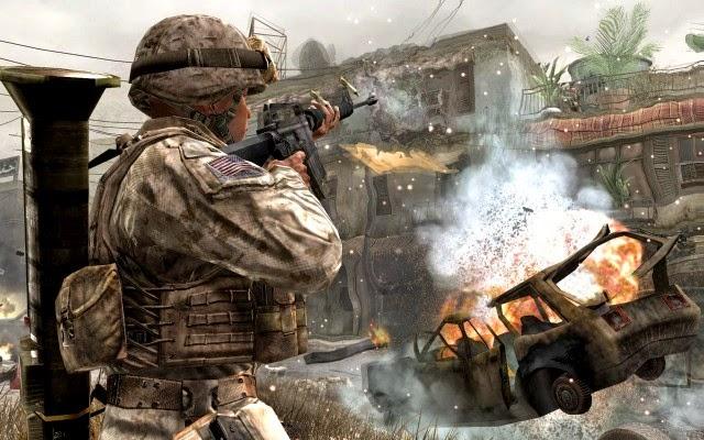 Call of Duty 4 Modern Warfare Screenshot 3